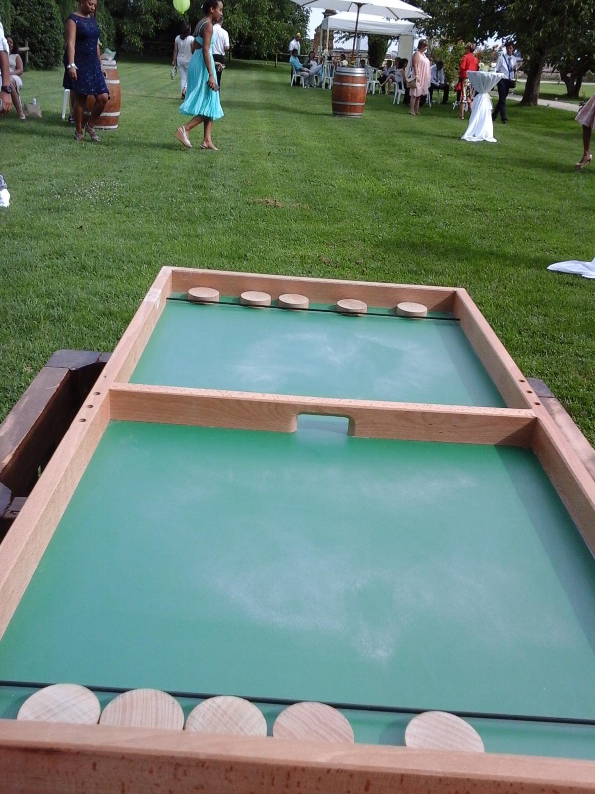 mariage rochemontes , location jeux en bois midi pyrénées